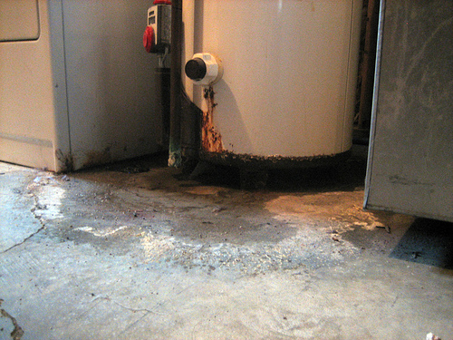 Hot Water Heater Repair  McAllen TX
